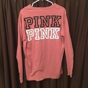 Victoria Secret PINK long sleeve T-shirt